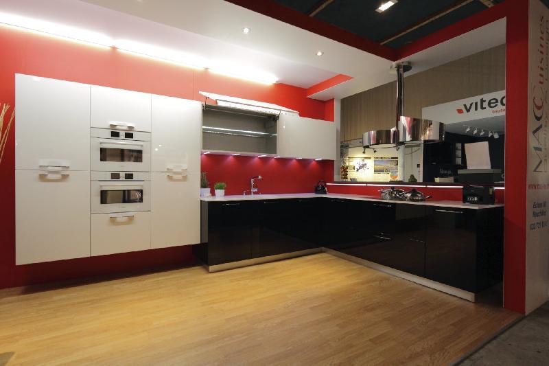 cuisine design neuchatel. Black Bedroom Furniture Sets. Home Design Ideas