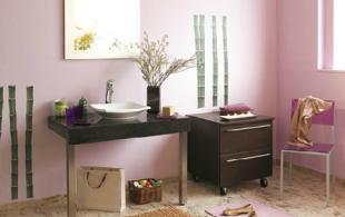 Salle de bain Wenge Fil